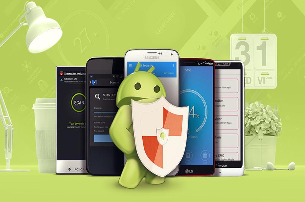 Android Mobile की Security बढाने के लिए Free Antivirus