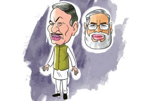 politics in india yashwant the fallen star of bjp