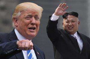 international politics news trump and kim meet