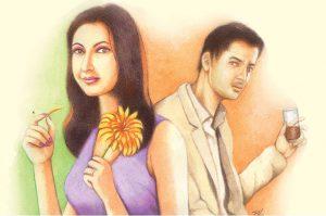 hindi story wo dhokebaz premika