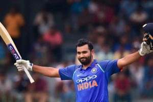 sports rohit sharma becomes second batsman to score three t20i centuries
