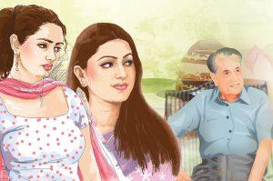hindi story maa hoon na