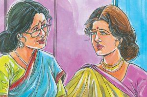 hindi story palbhar ka sach