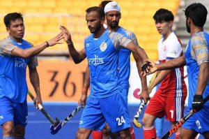 Asian Games 2018 India Beat Hong Kong