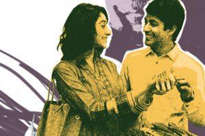 hindi story blouse