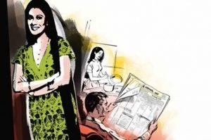 hindi story padosan