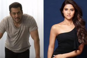 bollywood salman khan launches nutans grand daughter pranutan