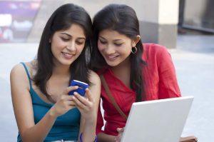 Smartphone addiction test