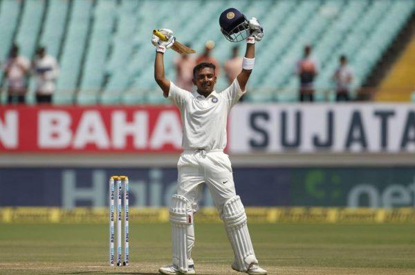 sports prithvi shaw a rising star of indian cricket team