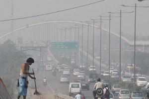 Delhi Air Quality Remains Poor