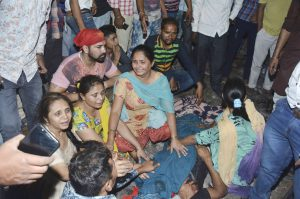 Amritsar train accident 61 dead