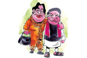 Politics Mayawati bonds With Ajit Jogi For Chhattisgarh elections