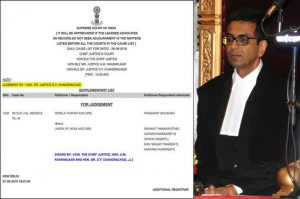 Was Chandrachud Dissent In The Bhima Koregaon Case
