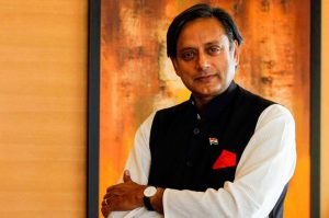 Narendra Modi like a Scorpion sitting on a Shivling says Shashi Tharoor