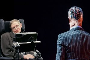 superhuman are dangerous for humanity said hawking