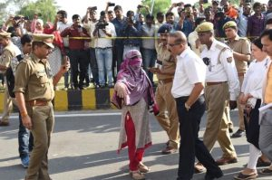 crime story Vivek Tiwari murder case UP Police constables to protest against arrest of accused