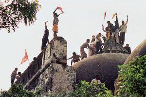 baburi maszid demolish