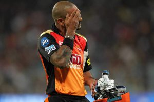 dhawan may leave srh