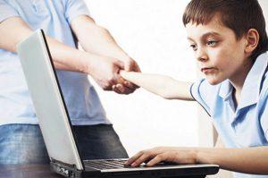internet addiction in kids