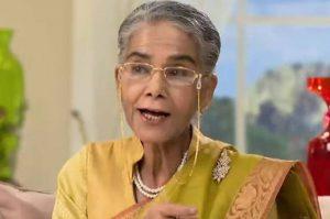 interview of surekha sikri