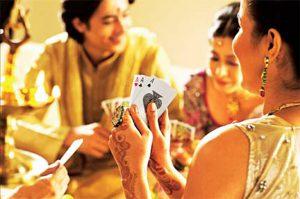 diwali and gambling culture