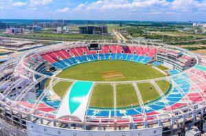 ikana stadium mane changes to atal bihari bajpayee international stadium